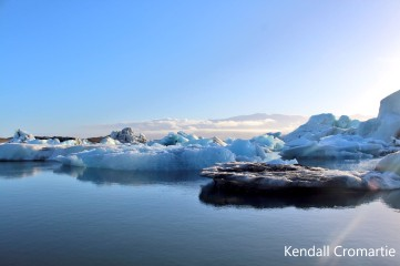 If you couldn't tell, the glacial lagoon was my favorite. The stillness was haunting, yet the ice was beautiful and larger than life.